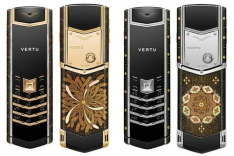 Vertu Releases New Kissho Collection
