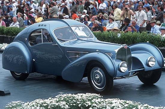 1936 Bugatti 57SC Atlantic Becomes World's Most Expensive Car