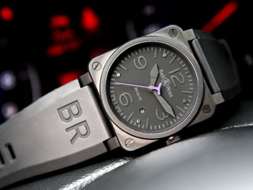 Infiniti teams up with Bell & Ross for limited edition watch