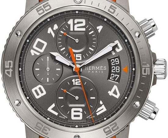 Hermes Clipper Automatic Chronograph