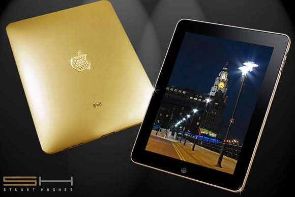 World's most expensive iPad by Katherine Hughes