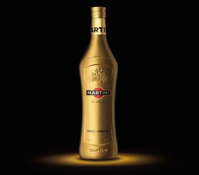 New Martini Gold by Dolce & Gabbana