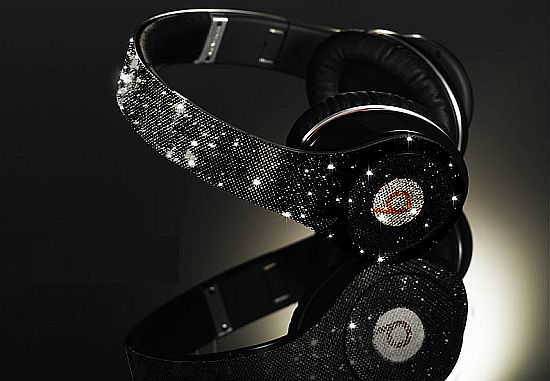 Dr. Dre Beats Headphone by CrystalRoc
