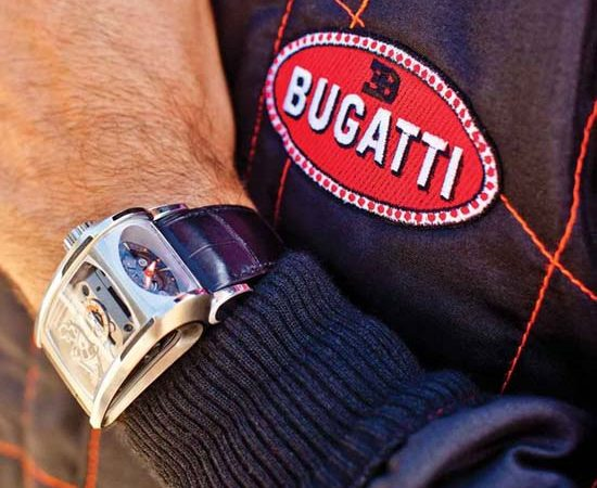 Bugatti Super Sport Watch by Parmigiani