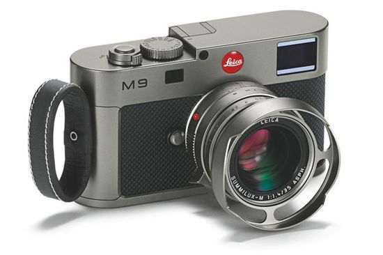 Leica M9 Titanium Limited Edition Unveiled