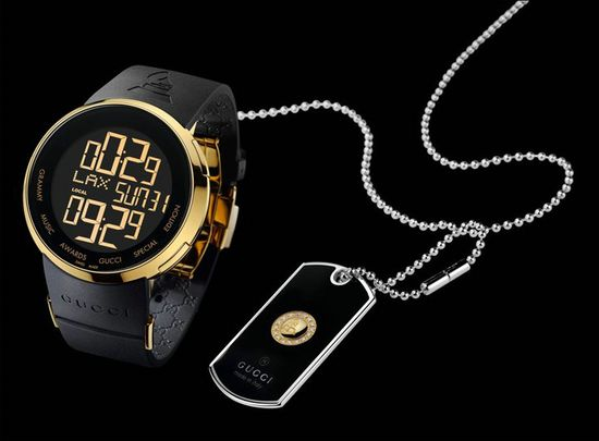 Gucci Launches Special Edition GRAMMY Timepiece Jewelry Collection