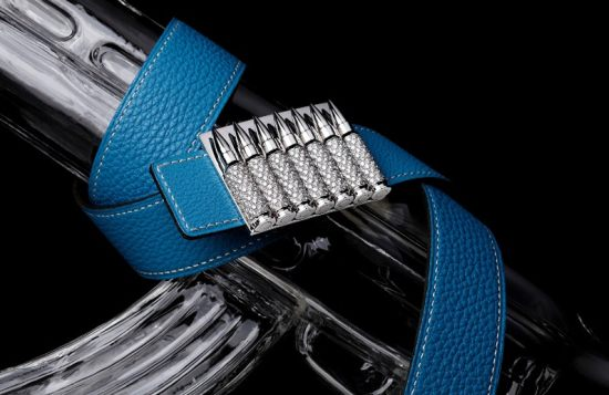 Akillis Launches Diamond Encrusted Luxury Belt worth €40,000