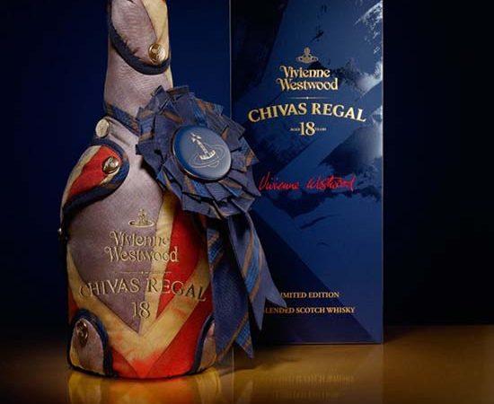 Vivienne Westwood for Chivas Regal Bottle