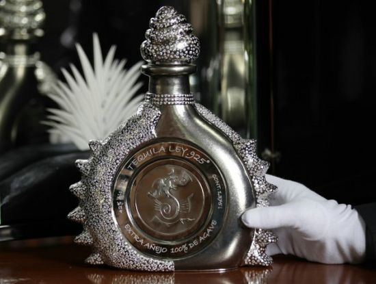 Mexican Distillery Unveils World's Most Expensive Tequila Bottle $3.5M