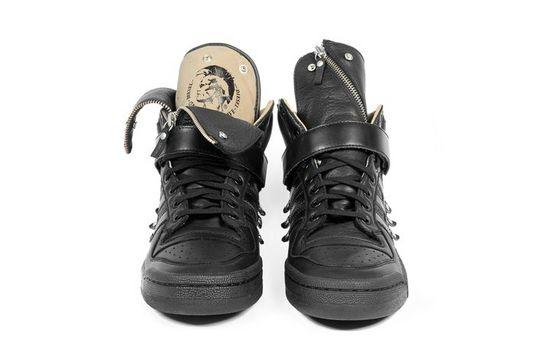 Diesel & Adidas Originals limited edition sneakers