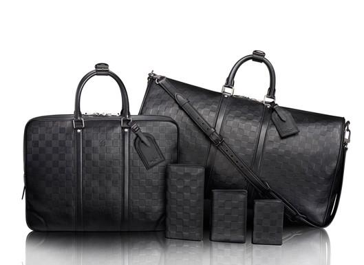 Louis Vuitton Launches New Damier Infini Line