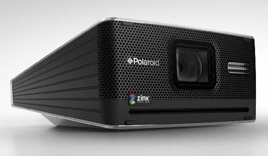 Polaroid And Lady Gaga Introduce Grey GL30 Instant Camera
