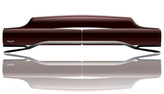 Aston Martin interiors Drive me Home Collection