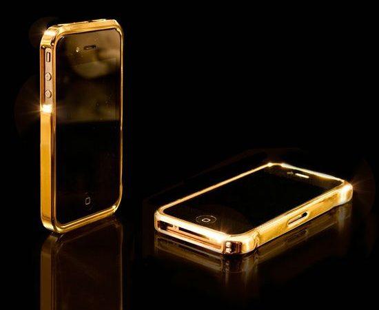 24ct Gold iphone 4 bumper