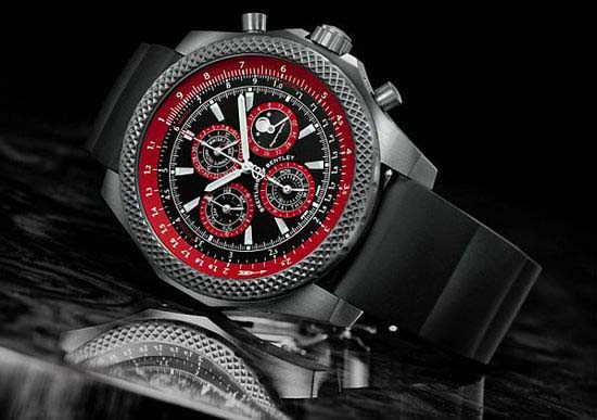 Breitling for Bentley Supersports Light Body Watch