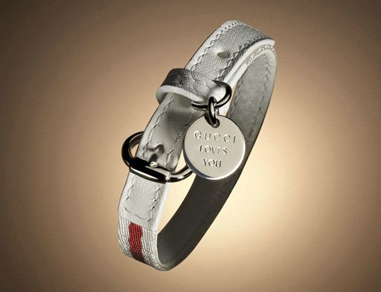 Gucci Loves You Charity Bracelet for Japan Relief