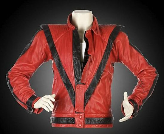 Michael Jackson's Thriller Jacket to Be Auctioned