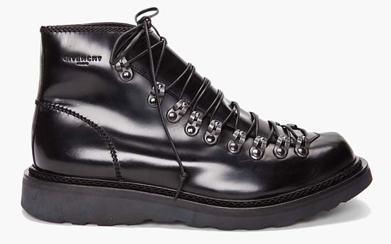 Givenchy Capsule Boots for Men