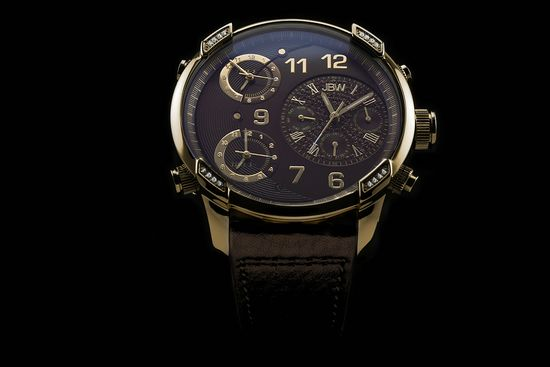 JBW Timepieces Introduces The G4 Series