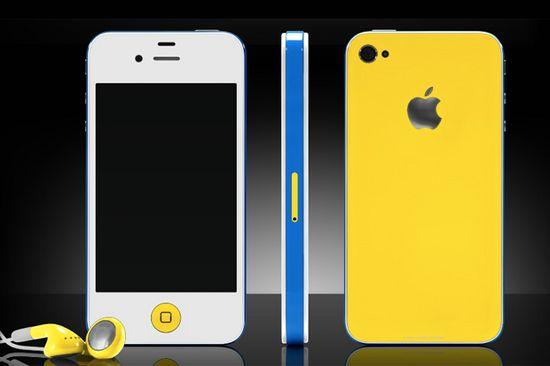 iPhone 4S Gets ColorWare Treatment