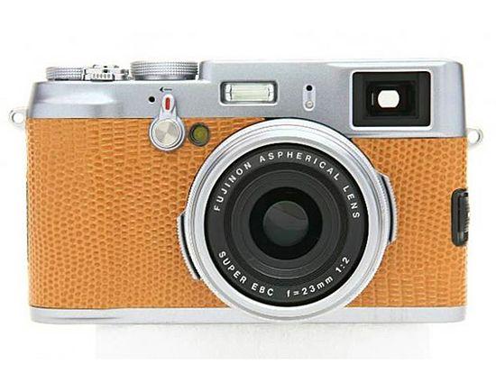 Fujifilm FinePix X100 Special Color Edition