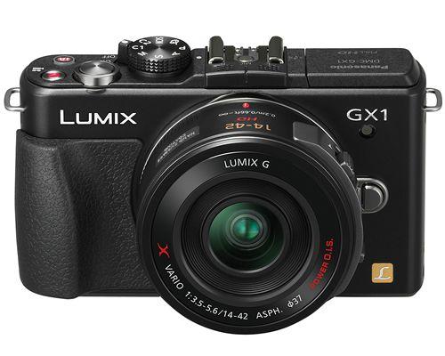 Panasonic GX1Compact System Camera