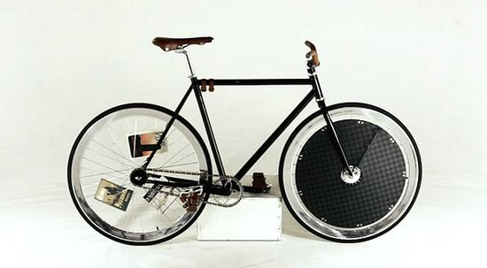 Polo Bike and Soap Box by Louis Vuitton x Intersection Magazine