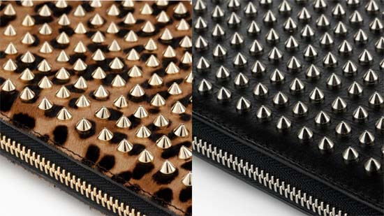 Christian Louboutin Studded iPad Case