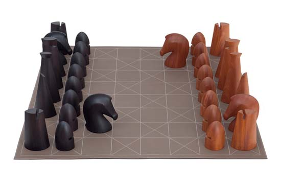 Luxurious Chess Set by Hermes