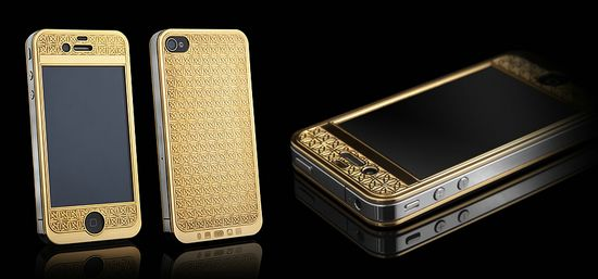 Suvarna Bullion iPhone 4S for $29,200