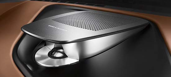 BMW 6 Series x Bang & Olufsen Sound