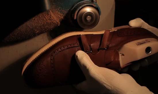 Prada's Walking in Milano Shoe Collection