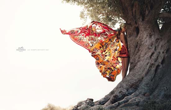 Hermès Spring 2012 Campaign