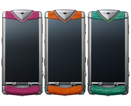 Vertu Constellation Candy Collection