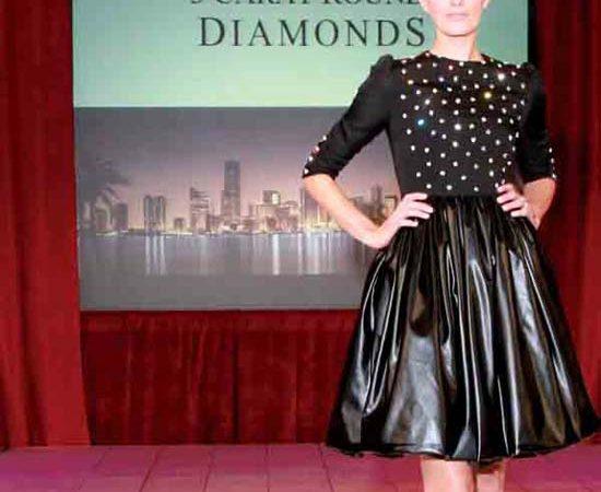 The $15 Million Diamond Little Black Dress