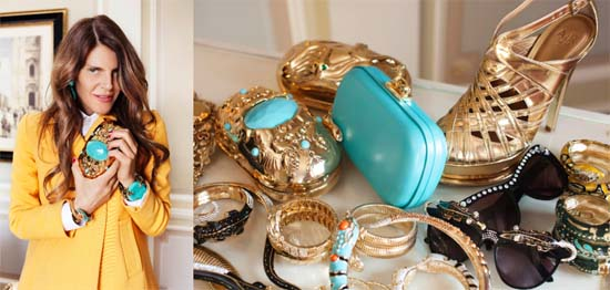 Anna Dello Russo Accessories Collection for H&M