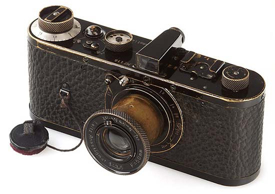1923 Leica 0-Series Is The Most Expensive Camera at $2.8 million