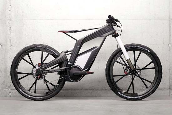 Audi Unveils High Performance Wörthersee E-Bike
