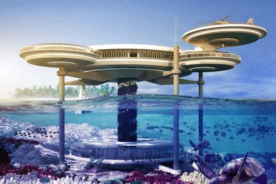 Discus Underwater Hotel planned for Dubai
