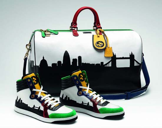 Gucci City Series Collection – London