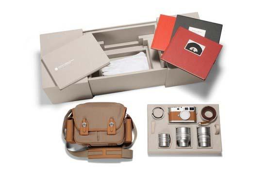 Leica M9-P Edition Hermès