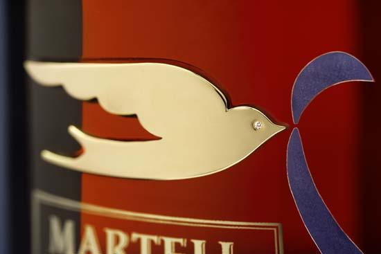 Martell Cordon Bleu Centenary Ultimate Jewel Edition by Boucheron