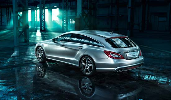 Mercedes cls shooting brake 2 luxuryes for Collection master cls