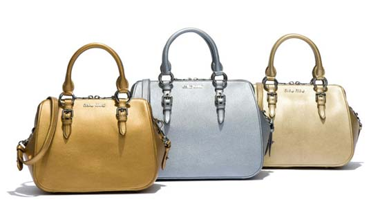 Miu Miu London Olympics Special Edition