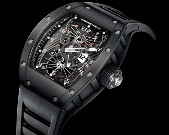 Richard Mille RM 022 Carbon Limited Edition Watch