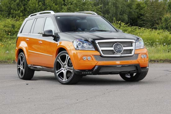 Mercedes-Benz CGL 45 Royal Last Edition by Carlsson for China