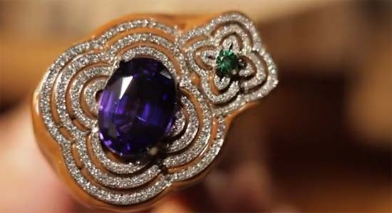 Louis Vuitton High Jewelry Savoir Faire