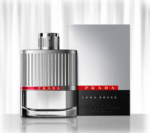 New fragrance: Prada Luna Rossa