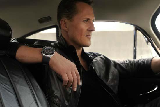 Audemars Piguet Royal Oak Offshore Michael Schumacher Limited Edition Chronograph