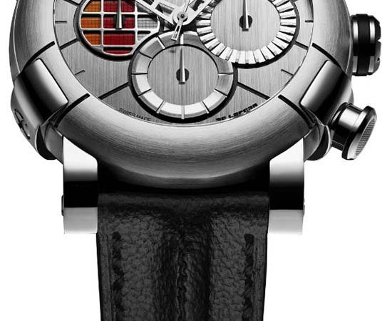 Romain Jerome Unveils DeLorean DNA Watch